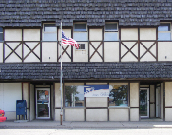 US Post Office, Murdock Minnesota
