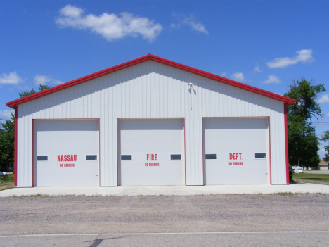 Fire Department, Nassau Minnesota, 2014