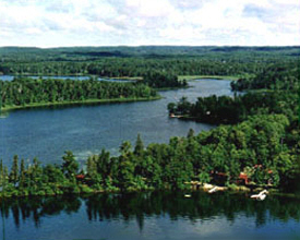Fremont's Point Resort, Nevis Minnesota