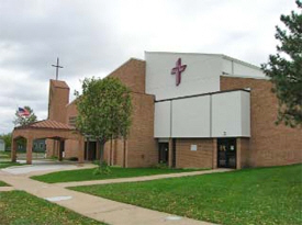 Redeemer Lutheran Church, New Ulm Minnesota