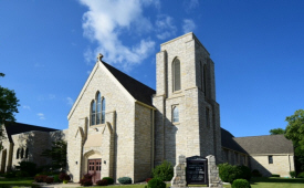 St. John's Lutheran Church, New Ulm Minnesota