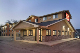 Econo Lodge, New Ulm Minnesota