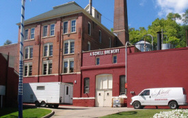 August Schell Brewery, New Ulm Minnesota