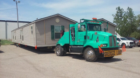 Skov Mobile Home Moving, Ogema Minnesota