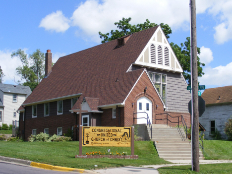 Congregational United Church of Christ, Ortonville Minnesota, 2014