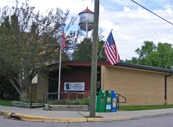 US Post Office, Pennock Minnesota