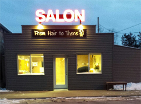 From Hair To There, Pillager Minnesota