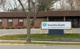 Essentia Health St. Joseph's Pine River Clinic