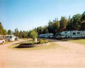 Riverview Campground, Pine River Minnesota