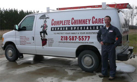 Complete Chimney Care, Pine River Minnesota