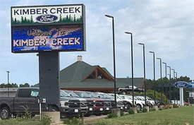 Kimber Creek Ford, Pine River Minnesota