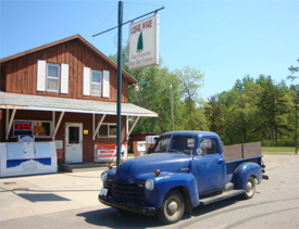 Long Pine Store, Pine River Minnesota