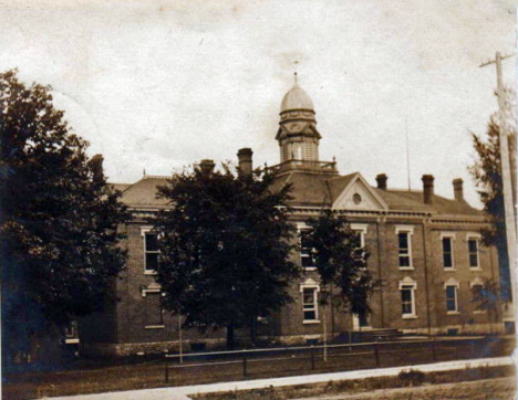 Fillmore County Court House, Preston Minnesota, 1906
