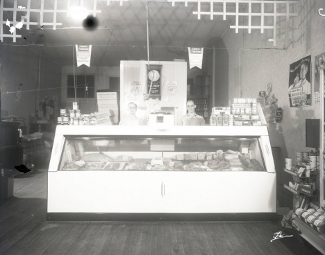 Gartner Store, Preston Minnesota, 1938