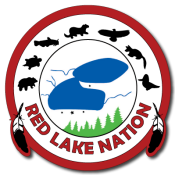 Red Lake Nation logo