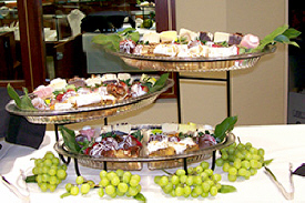 Creative Catering - Appetizer Station