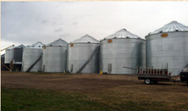 Complete Grain Systems Inc, Rice Minnesota