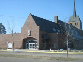Immaculate Conception Catholic Church, Rice Minnesota