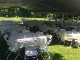 Complete Coverage Canopy Rental, Royalton Minnesota