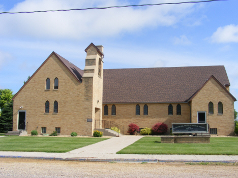 East Friesland Church of God, Rushmore Minnesota, 2014