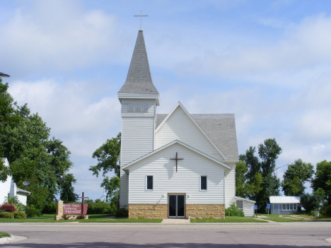 St. John's Lutheran Church, Rushmore Minnesota, 2014