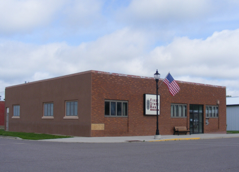 First State Bank Southwest, Rushmore Minnesota, 2014