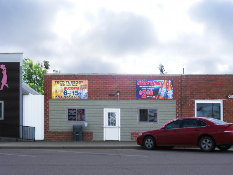PD's Bar, Rushmore Minnesota, 2014
