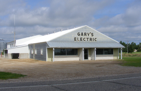 Gary's Electric, Rushmore Minnesota, 2014
