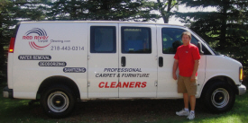 Red River Carpet Cleaning, Sabin Minnesota