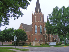 St. John's Evangelical Lutheran Church, Sleepy Eye Minnesota