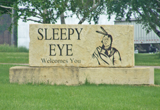 Welcome to Sleepy Eye Minnesota!