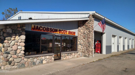 Jacobson Body Shop, Solway Minnesota