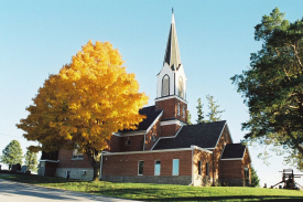 Faith Lutheran Church of Blackhammer, Spring Grove Minnesota