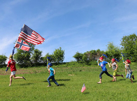 Norwegian Ridge Language Camp, Spring Grove Minnesota