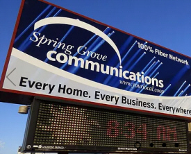 Spring Grove Communications, Spring Grove Minnesota