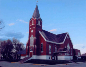 Trinity Lutheran Church, Spring Grove Minnesota