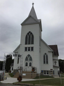 Waterloo Ridge Church, Spring Grove Minnesota