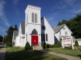 St. Matthew�s Episcopal Church, Chatfield Minnesota
