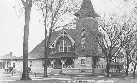 Methodist Church, St. Peter Minnesota, 1905