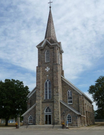 St. Wendelin of Luxemburg, St. Cloud Minnesota
