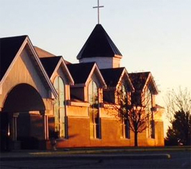 Holy Spirit Catholic Church, St. Cloud Minnesota