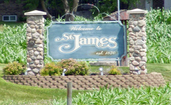 Welcome to St. James Minnesota