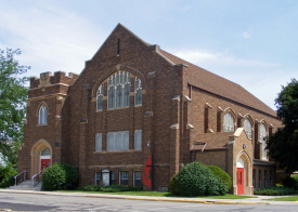 United Methodist Church, St. James Minnesota