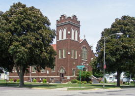 Augustana Lutheran Church, St. James Minnesota