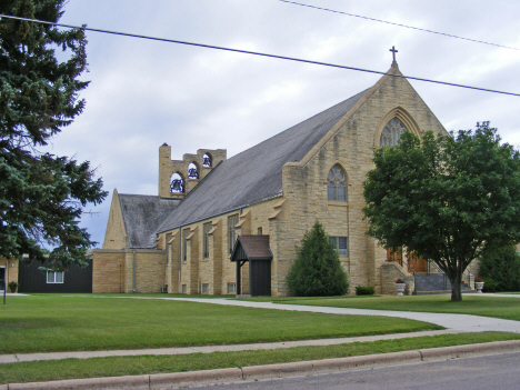 St. Leo Catholic Church, St. Leo Minnesota, 2011