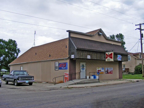 Bar and Liquor Store, St. Leo Minnesota, 2011