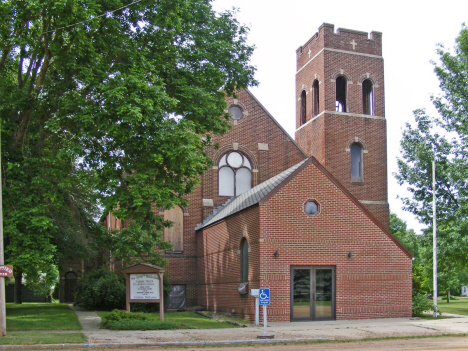 Sts. Cyril and Methodius Catholic Church, Taunton Minnesota, 2011