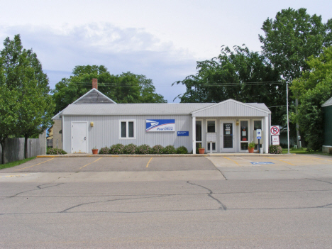 Post Office, Taunton Minnesota, 2011