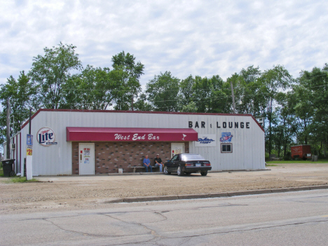 West End Bar, Taunton Minnesota, 2011