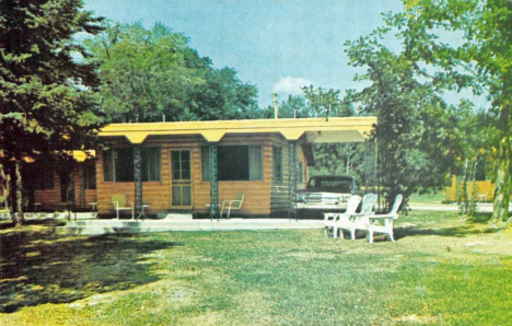 Cedar Rapids Lodge, Tenstrike Minnesota, 1966